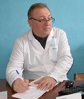 Гастроэнтеролог
